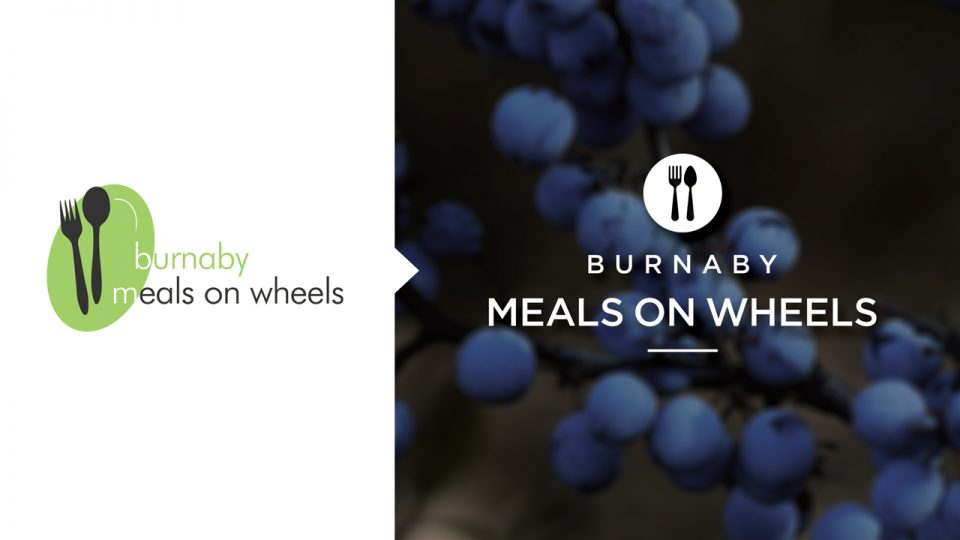 Meals On Wheels Rebrand